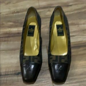 FENDI WOMAN SHOE